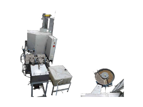 Automated Vibratory Finishing System