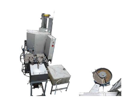Automated Vibratory Finishing System