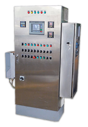 Automation Textile Dyeing Machine - Dalal Engineering